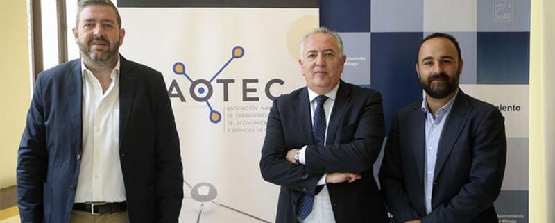 Aotec feria telecomunicaciones